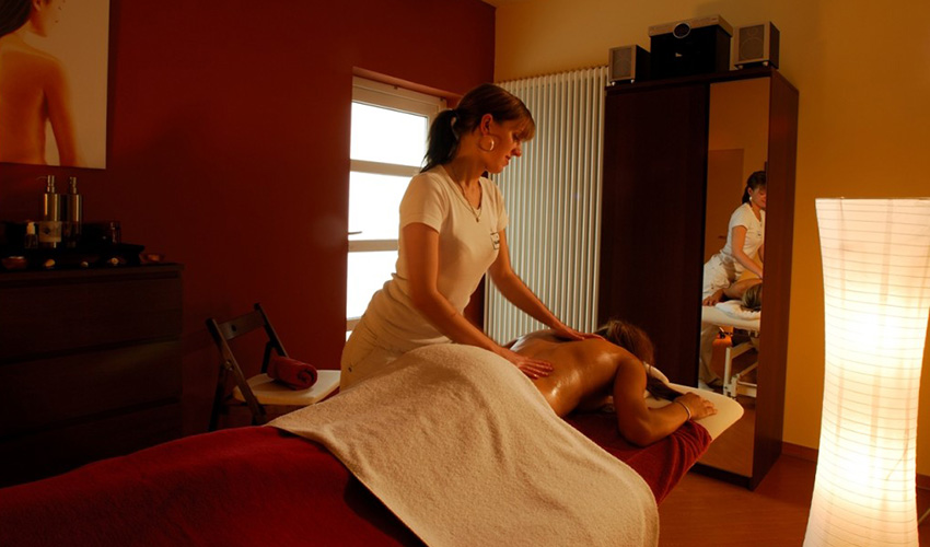 Best Western Plus Hotel Marina Wolfsbruch Massage