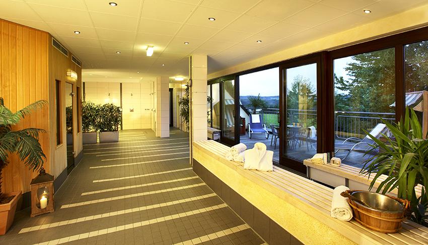 Lindner Hotel_Sauna