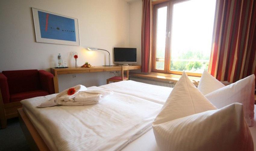 Ostseehotel Dierhagen Doppelzimmer